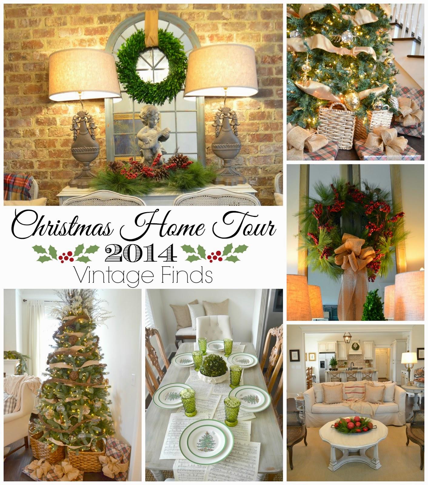 2014 Christmas Home Tour
