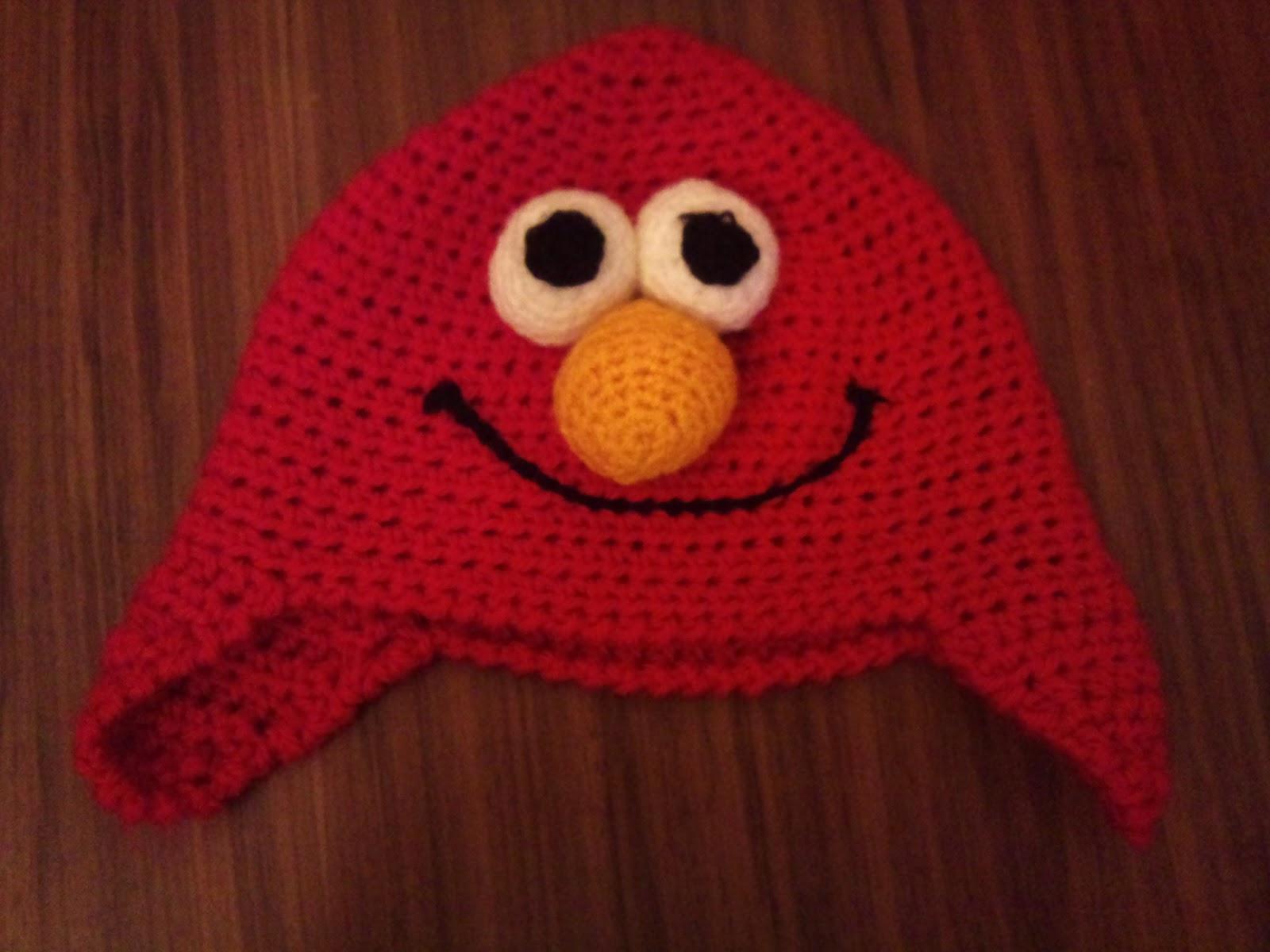 Free Crochet Patterns For Elmo Hat : #Free #Crochet #Patterns UK Terms ~ Crochet Addict UK