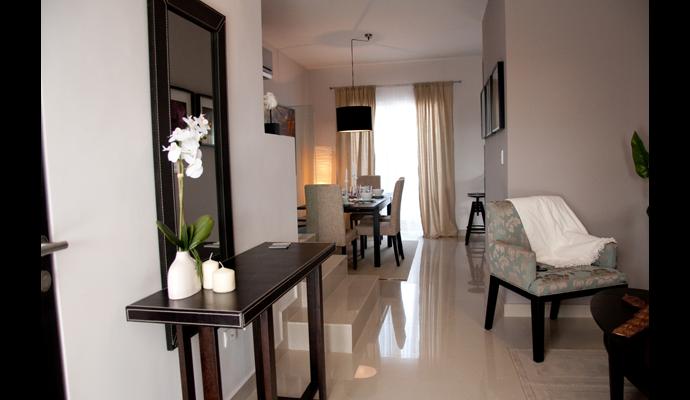 Casas en venta y departamentos casa muestra modelo onix for Decoracion casa geo