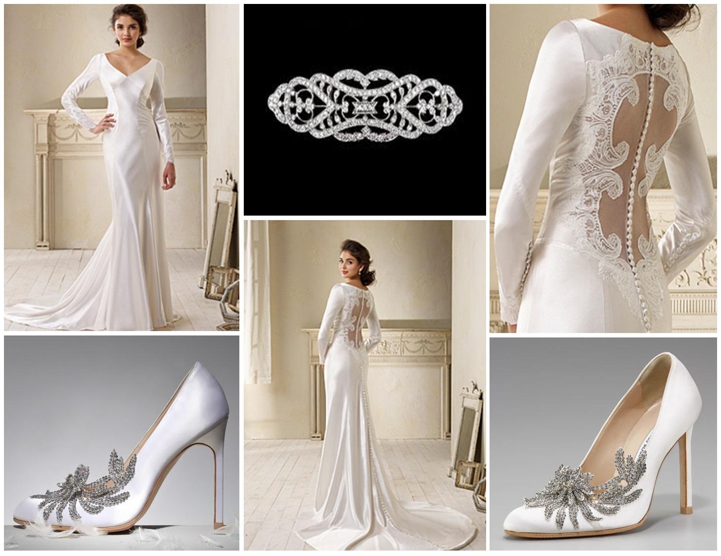 mms & nfs: Bella Swan wedding dress inspired