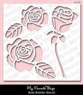 Stencils MPD Rose Builder