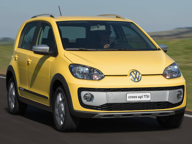 Volkswagen Cross Up! TSI