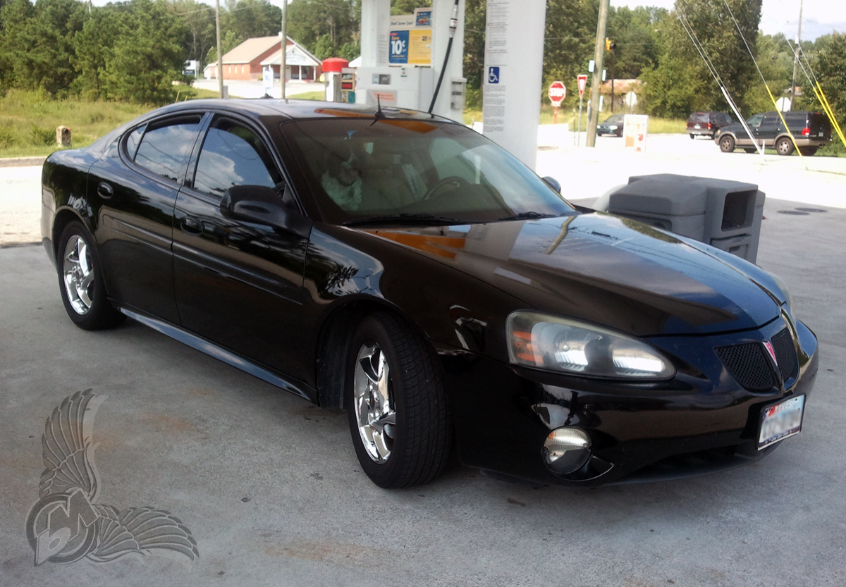 our 2004 pontiac grand prix tour machine