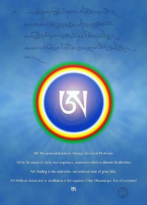 Meditación: La A Tibetana Blanca