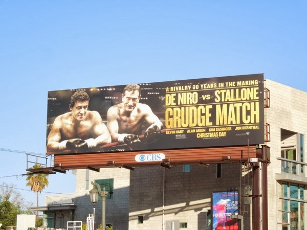 Grudge Match film billboard