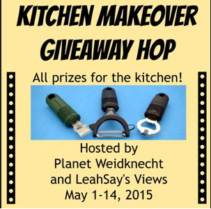 Kitchen Makeover Hop - May 1st