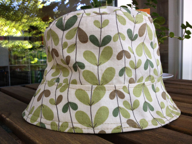 windy\'s old blog: free summer hat patterns for children — notes