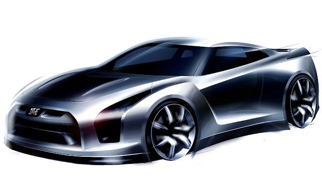 Nissan GT Concept Car