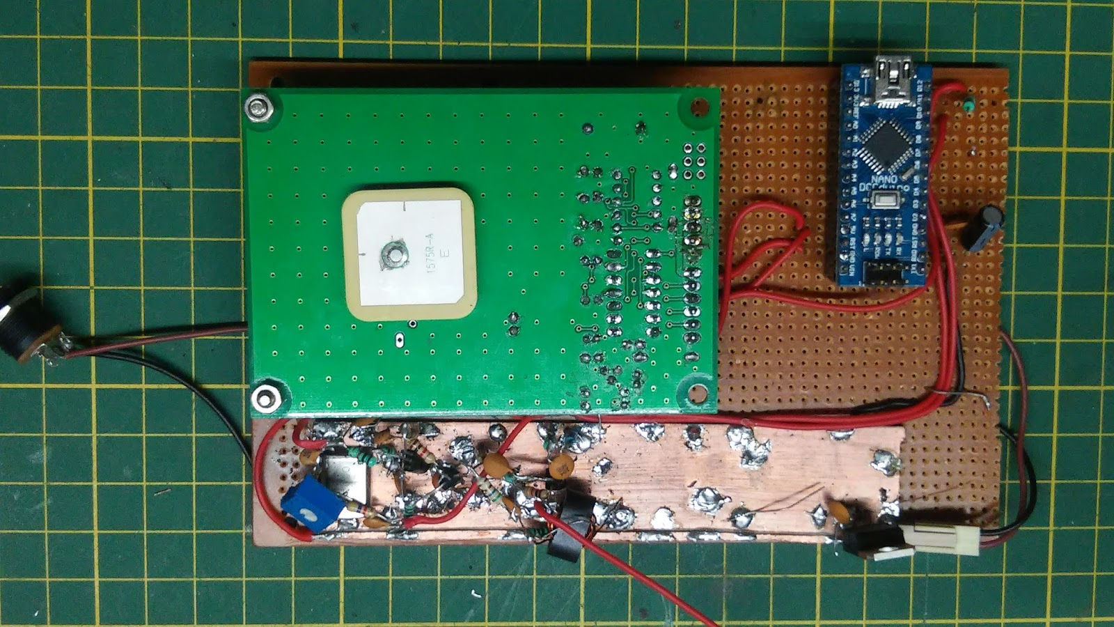 VU2ESE\'s radio experiments: Simple RTTY Transmitter with Arduino