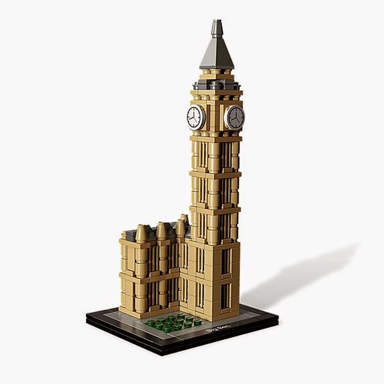 Lego Torre del Big Ben