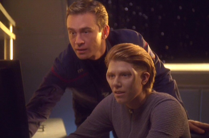 Image result for star trek enterprise Cogenitor episode