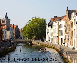 UN WEEK END A BRUGES