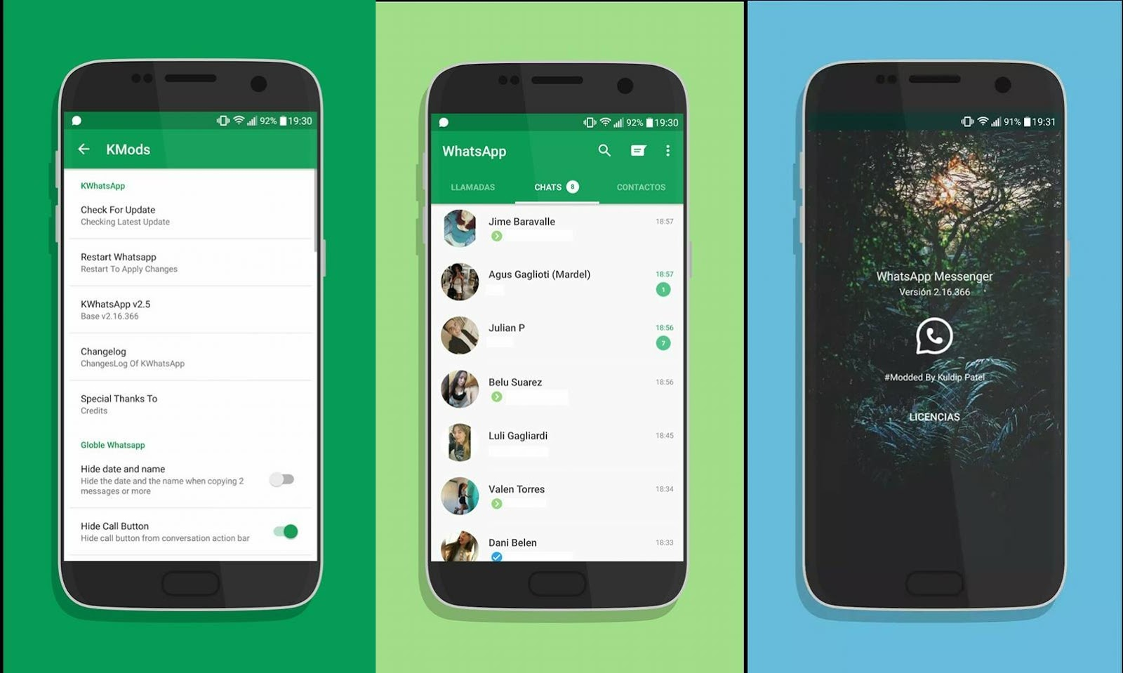 WhatsApp FAQ - Как изменить настройки приватности 23