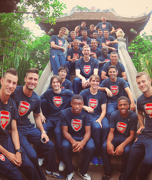 Arsenal in Vietnam