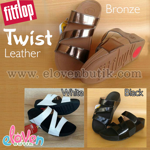 Fitflop Twist Leather