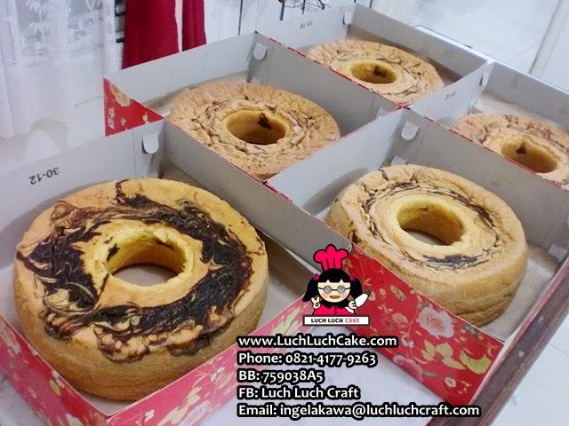 Kue Kotak Souvenir Kue Ban Daerah Surabaya - Sidoarjo