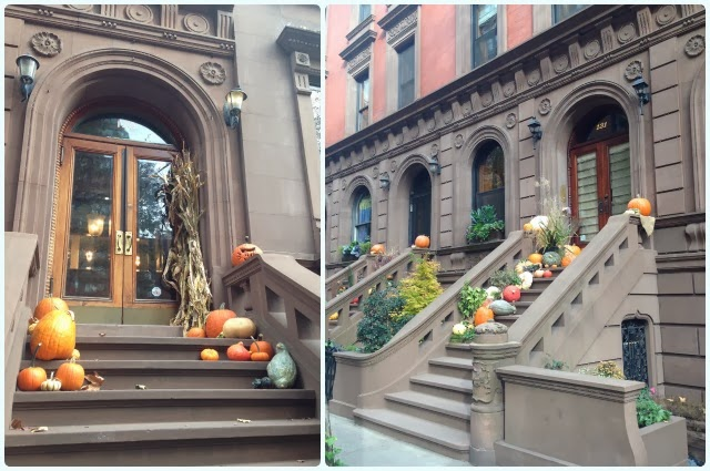 Upper West Side Pumpkins!