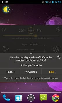 download Lux Auto Brightness Apk full