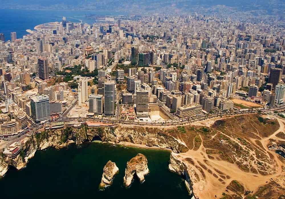 Resultado de imagem para beirute libano