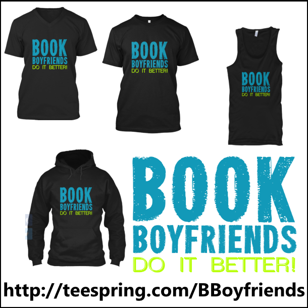 Book Boyfriends Do It Better!