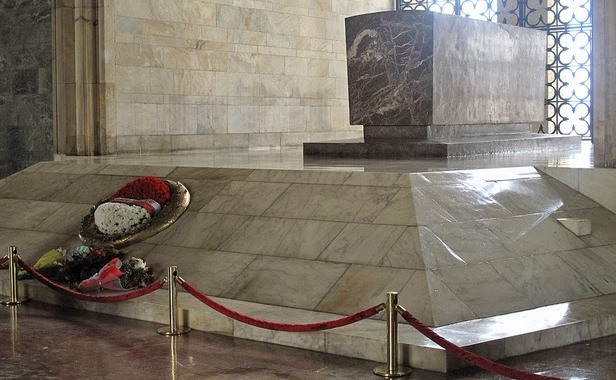 Makam Mustafa Kamal Ataturk