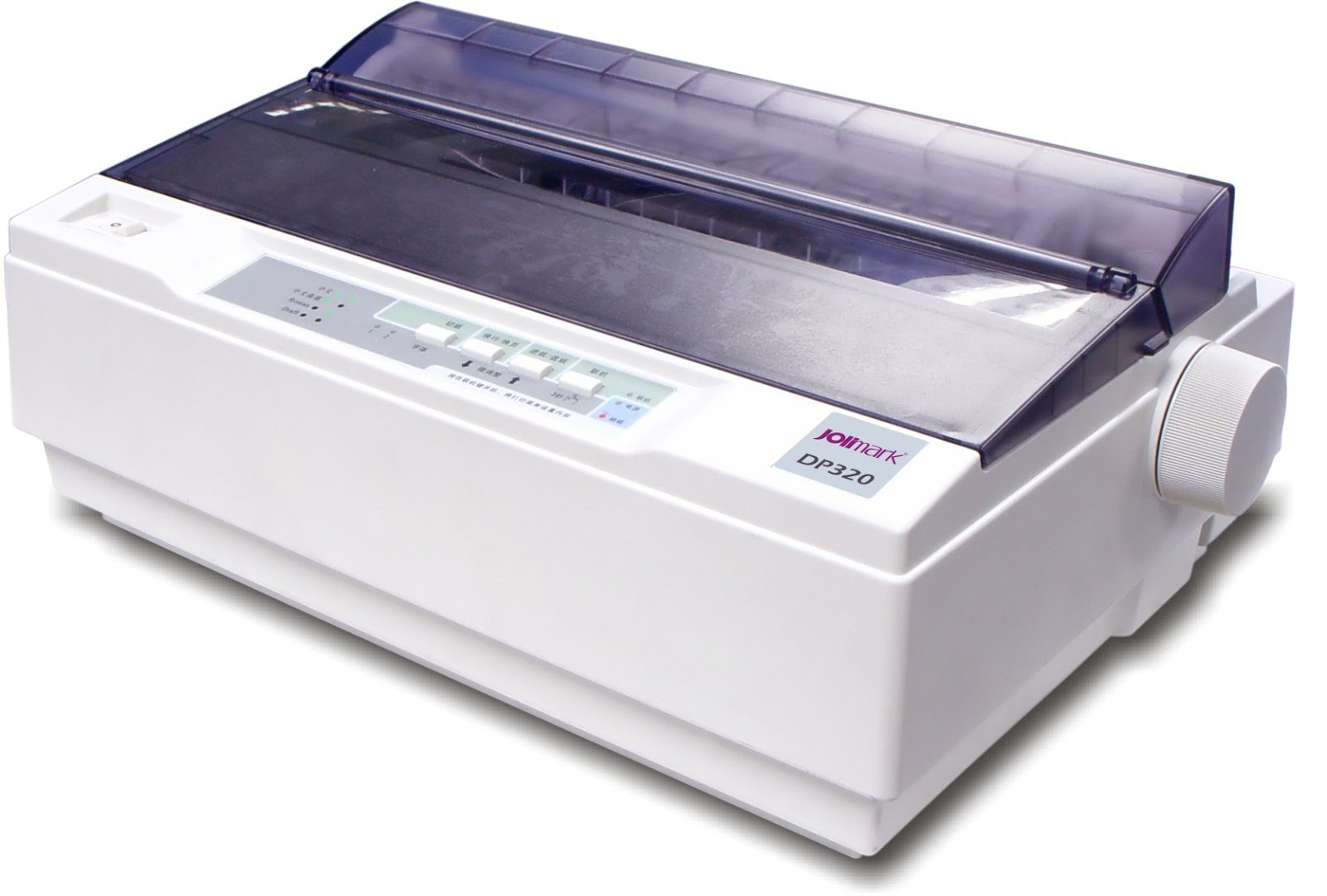 dot matrix printer Oki ml4410 dot matrix printer (dual 9pin, printing width: 136, centronics parallel ieee1284, serial rs232c.