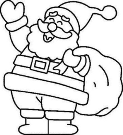 Christmas Coloring Pages Printable - Kids,Adults ~ Merry Christmas ...