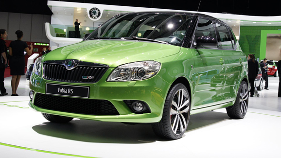 Skoda Fabia Vrs Modified New Car Price Specification