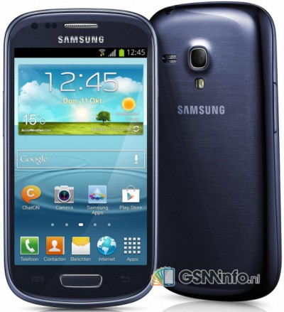 Samsung Luncurkan Galaxy S III Mini Value Edition