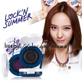 Etude House Lock`n Summer Cushion Line