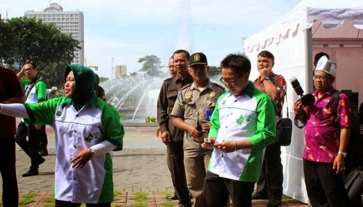Menteri Lingkungan Hidup Puji Wali Kota Surabaya