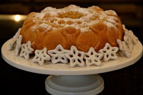 Catholic Cuisine Twelfth Night Rum Cake
