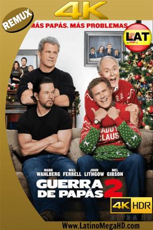 Guerra De Papas 2 (2017) Latino Ultra HD BDREMUX 2160p ()