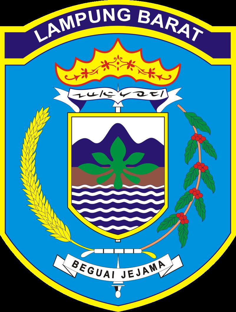Logo Kabupaten Lampung Barat - Ardi La Madi's Blog