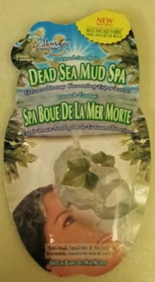 Dead Sea Mud Spa Mask Review
