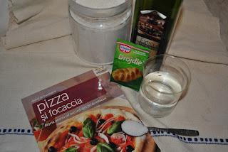 ingrediente aluat pizza