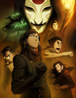 The Legend of Korra : Finale season