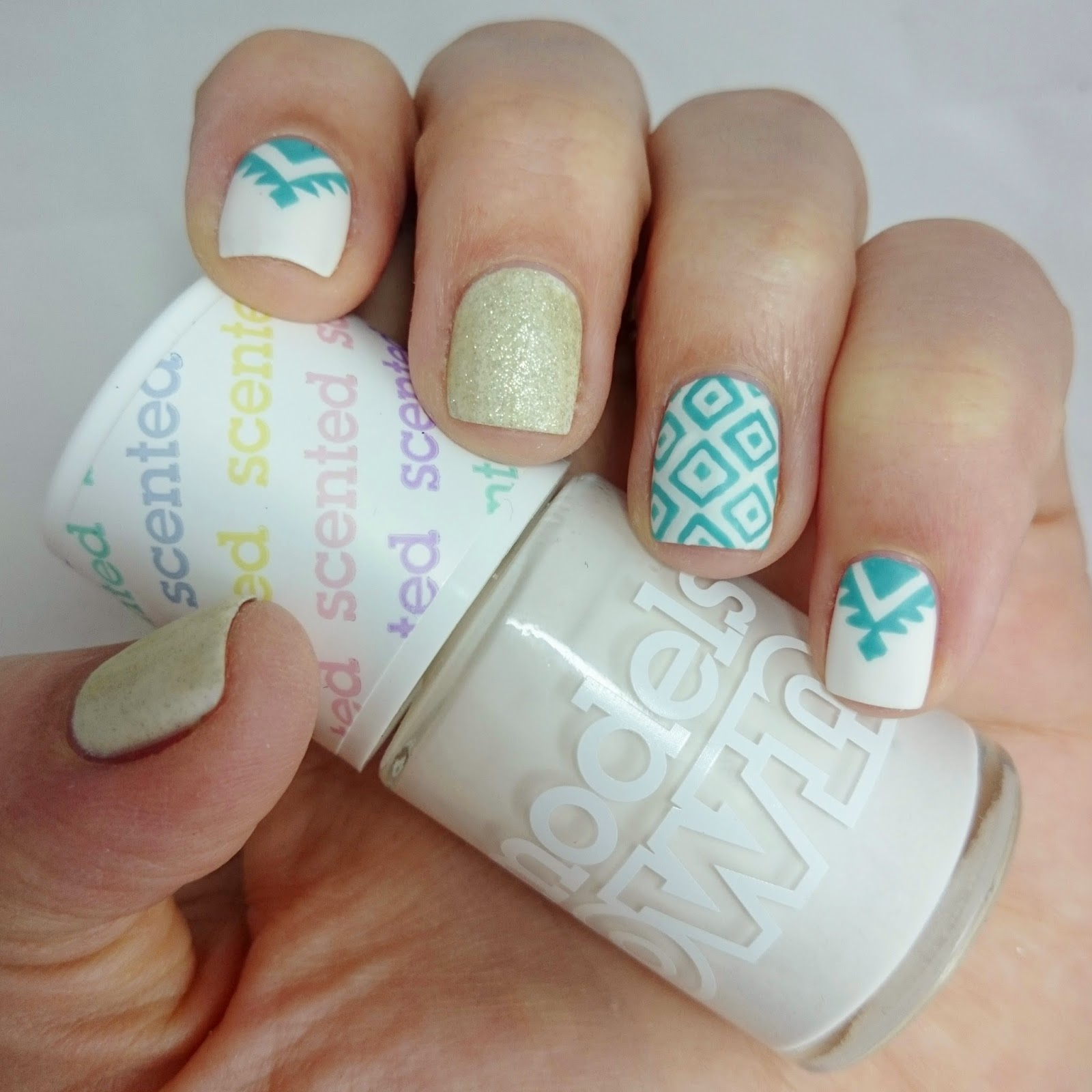sophia webster inspired nail art