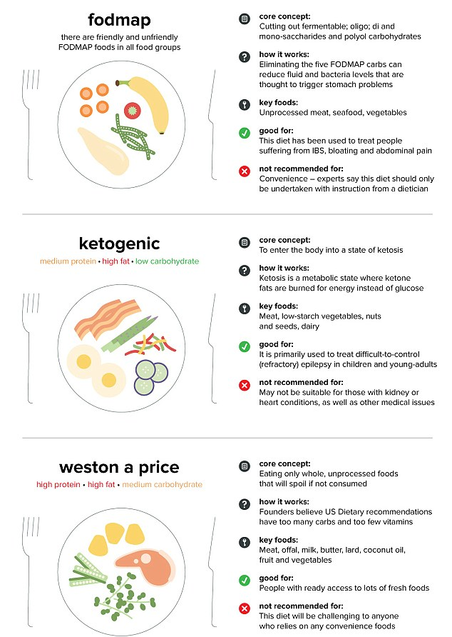 Skinny Diva Diet: Compare 21 Popular Diets [Guide, Infographic]