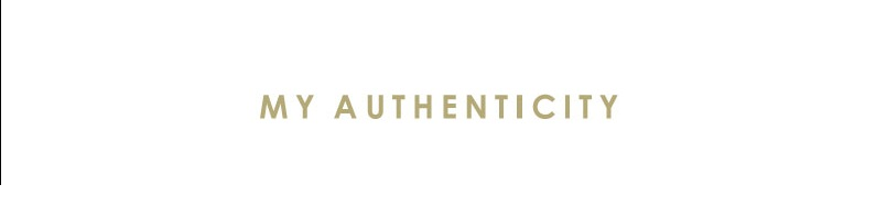 MY AUTHENTICITY