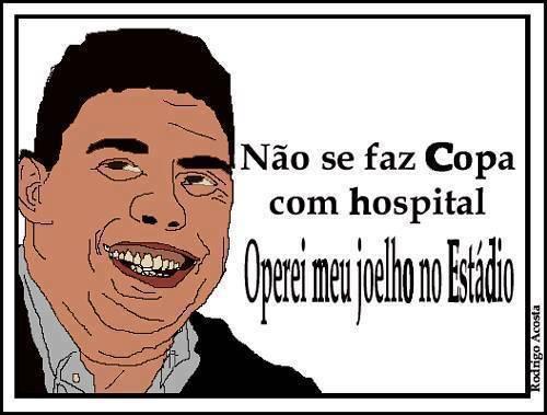 Receita vai apertar cerco às importações via web Copa-com-hospitais-por-ROnaldo