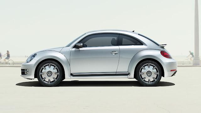 Volkswagen iBeetle side