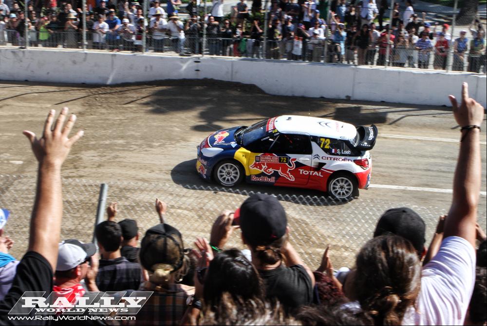 Rally World News: Sebastien Loeb Grabs XGames Gold for RedBull ...