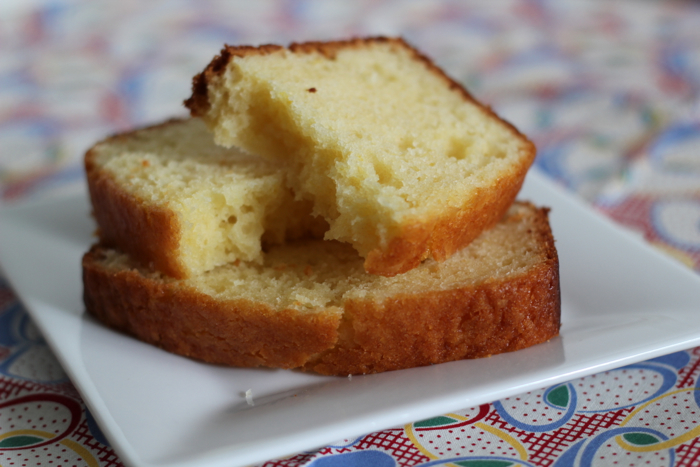 French yogurt cake: a recipe | Yankee Kitchen Ninja