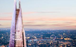 El Shard, el rascacielos más grande de Londres