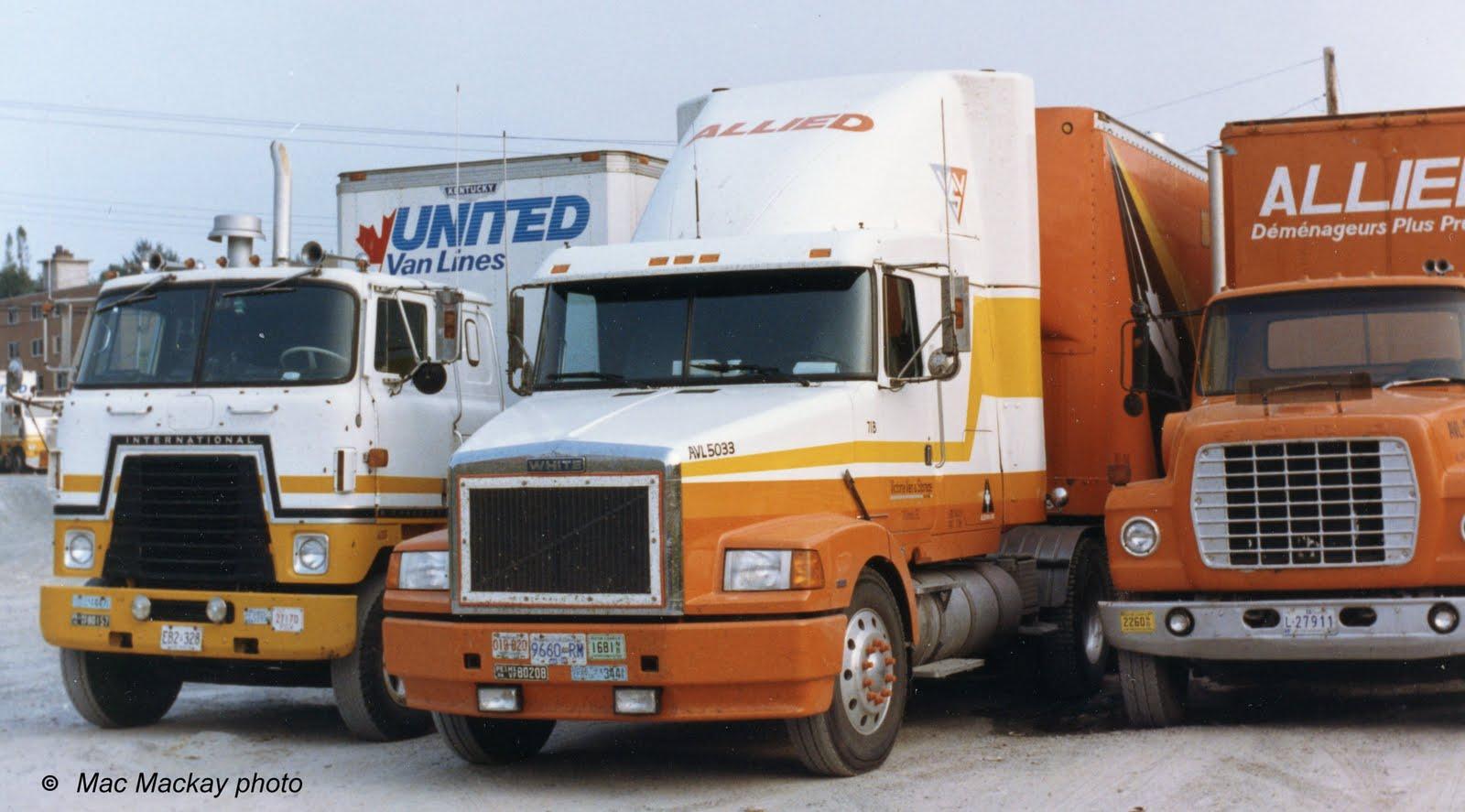The autocar storage company autos post for Hayes motor company trucks