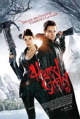 hansel y gretel. cazadores de brujas 16491 Hansel y Gretel: Cazadores de brujas (2013) Español Latino