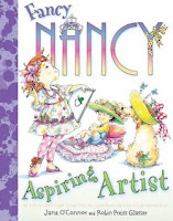 bookcover of FANCY NANCY: Aspiring Artist