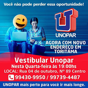 UNOPAR TORITAMA 997394487