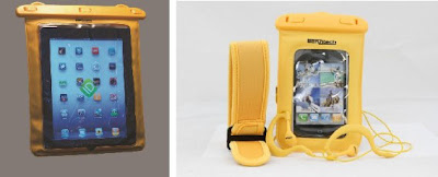 Cool Waterproof Gadgets and Products (15) 4